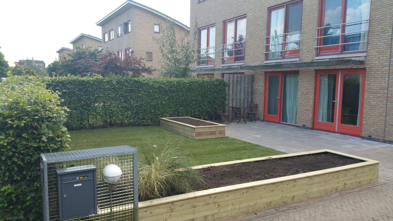 Tuinrenovatie Groningen